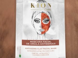 Sachet Anti-Aging Clay Facial Mask